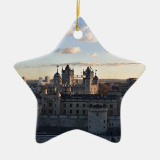 Tower von London Keramik Ornament
