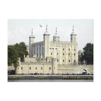 Tower von London Leinwand-Druck Leinwanddruck