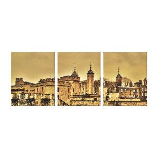 Tower von London Leinwanddruck
