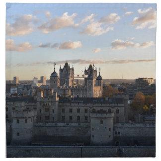 Tower von London Stoffserviette