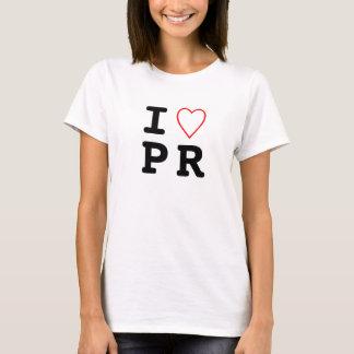 """TPR girly T-Stück """"ich Herz Fotorezeptor """" T-Shirt"""