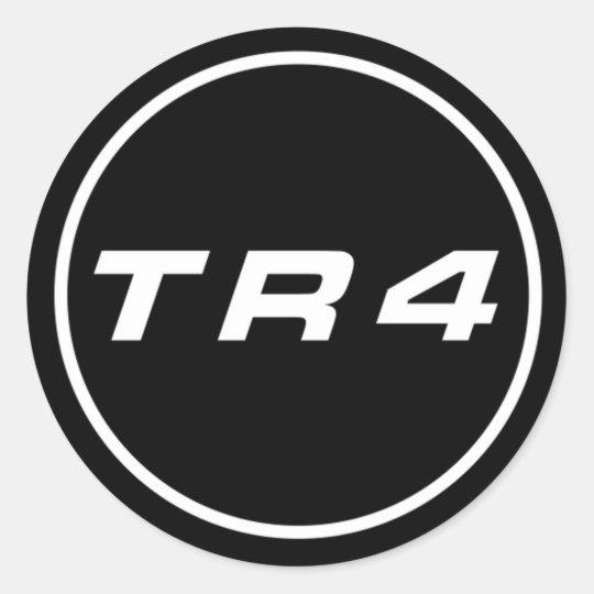 TR4 Sticker sw-ws