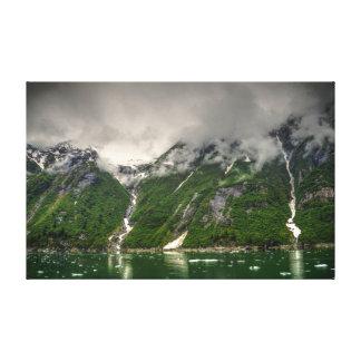 Tracy Arm, Alaska Gespannte Galeriedrucke