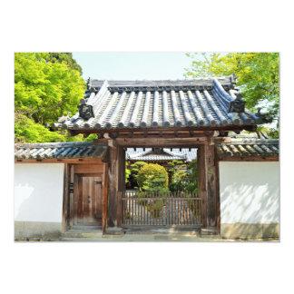 Architektur einladungen for Traditionelle japanische architektur