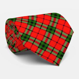 Traditionelle TartanweihnachtenKrawatte Krawatte