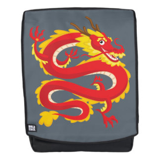 Traditioneller Chinese-Drache Rucksack