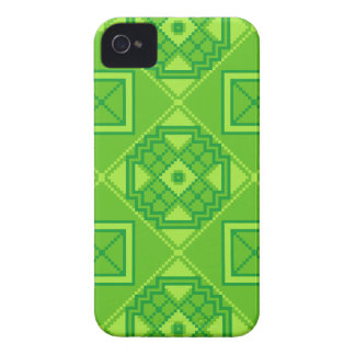 Traditionelles Muster iPhone 4 Cover