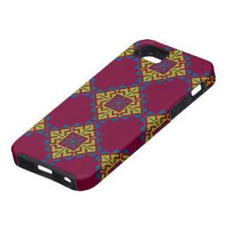 Traditionelles Muster iPhone 5 Case