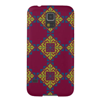 Traditionelles Muster Samsung Galaxy S5 Cover