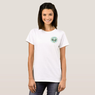 Traditionelles PWOC Logo-Shirt T-Shirt