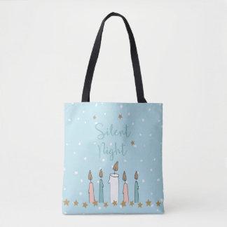 Traditionen Weihnachtskerzen der Weihnachten| Tasche