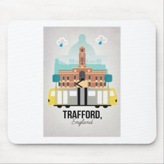 TRAFFORD, MANCHESTER MOUSEPAD
