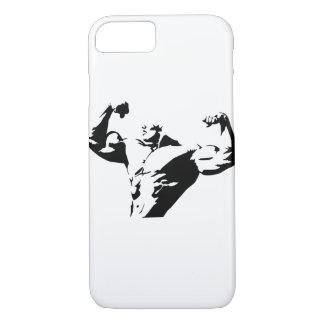 Tragbares machoman iPhone 7 hülle
