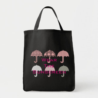 Tragen Sie das Lichtschutz-Strand-Ferien-Rosa Einkaufstasche