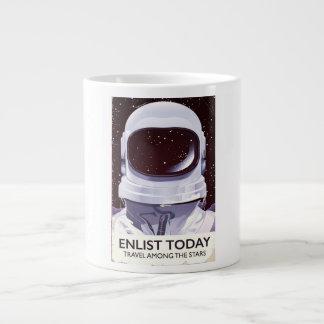 Tragen Sie heute ein! Jumbo-Tasse