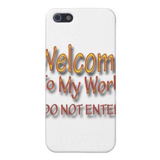 Tragen Sie nicht ylw ein iPhone 5 Cover