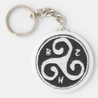 Tragen Sie Schlüssel die Bretagne Schlüsselanhänger