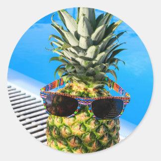 Sonnenbrillen aufkleber for Swimming pool aufkleber