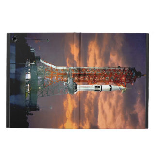 Trägerrakete-SonnenaufgangLaunchpad der NASAs