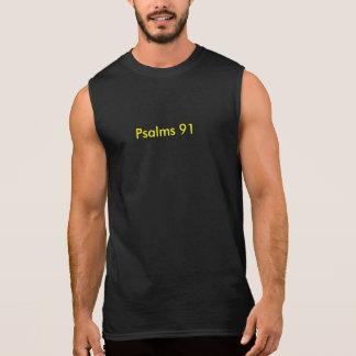 Trägershirt der Psalm-91 Kurzarm T-Shirt