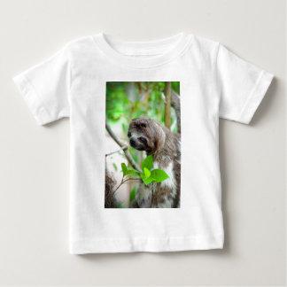Trägheit im Baum Nicaragua Baby T-shirt