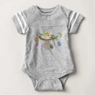 Trägheiten - Umarmungs-fauler Baby-Bodysuit Baby Strampler