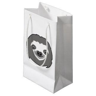 Trägheits-Gesicht Kleine Geschenktüte