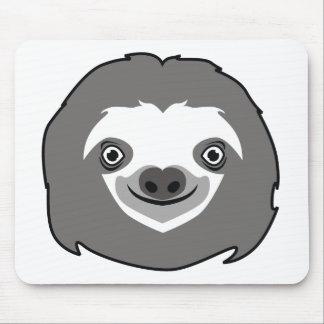 Trägheits-Gesicht Mousepad