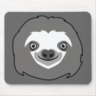 Trägheits-Gesicht Mousepads