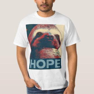 Trägheits-Hoffnungs-Plakat Shirts