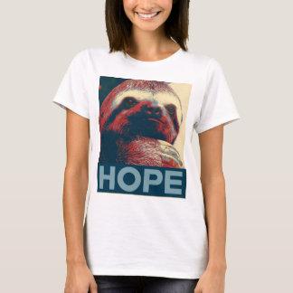 Trägheits-Hoffnungsplakat T-Shirt