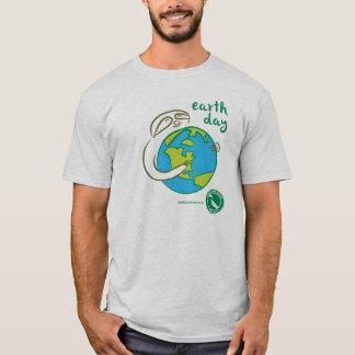 Trägheits-Tag der Erde-T-Stück T-Shirt
