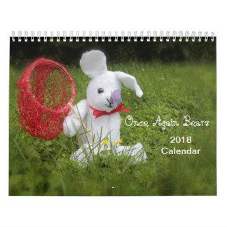 Trägt Kalender noch einmal 2018