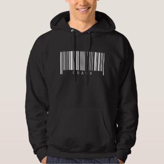 Trainer-Barcode Hoodie