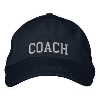 Trainer gestickter Hut