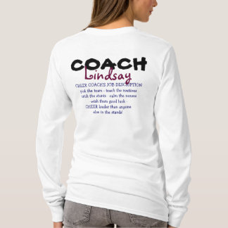 TRAINER-LINDSAY-Shirt T-Shirt