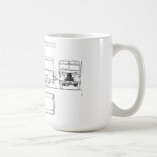 Trainererbauer Reihe I Kaffeetasse