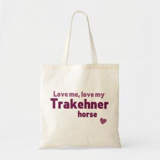 Trakehner Pferd Tragetasche