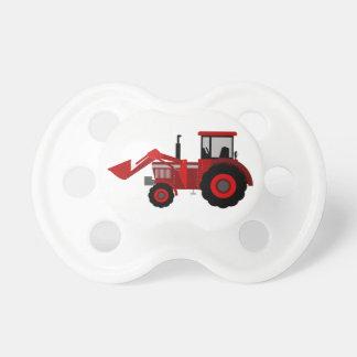 Traktor-Attrappe Schnuller