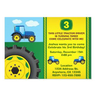 Traktor Party Einladungen | Zazzle.de