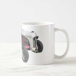 Traktor Kaffeetasse