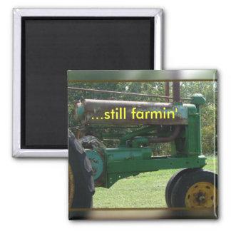 Traktor Magnet-fertigen besonders an Quadratischer Magnet
