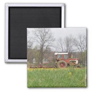 Traktor-Magnet Quadratischer Magnet