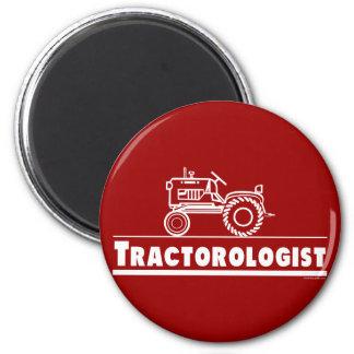 Traktor Ologist ROT Kühlschrankmagnet