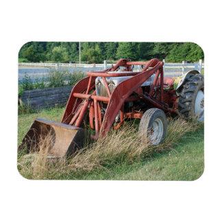 Traktor Vinyl Magnete