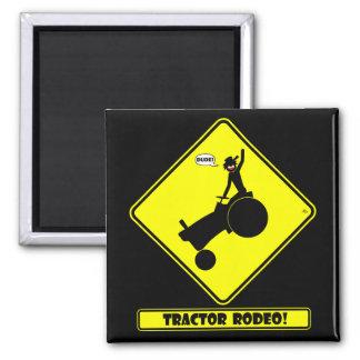 TRAKTOR-RODEO 1y Quadratischer Magnet