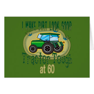 Traktor stark bei 60 karte