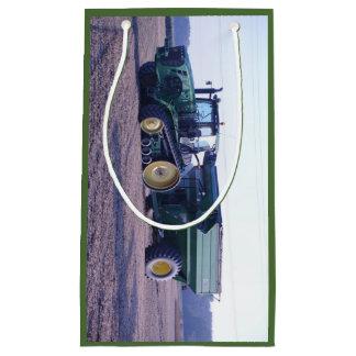 Traktor-und Korn-Buggy-Geschenk-Tasche Kleine Geschenktüte