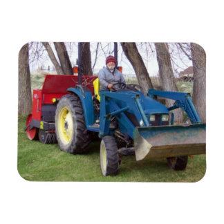 Traktor-Vati Flexibler Magnet