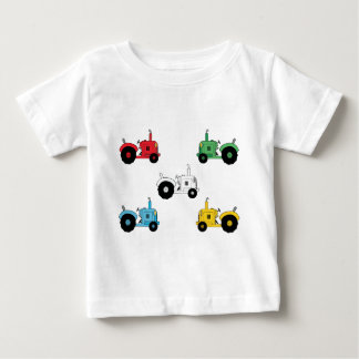 Traktoren Baby T-shirt